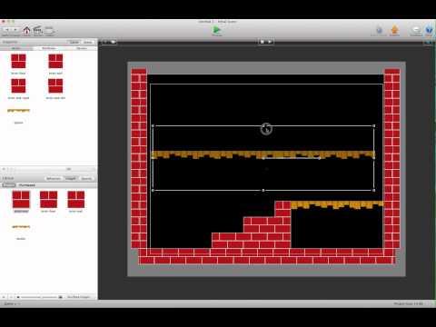 Gamesalad Recipe 002: Graphics and Animation