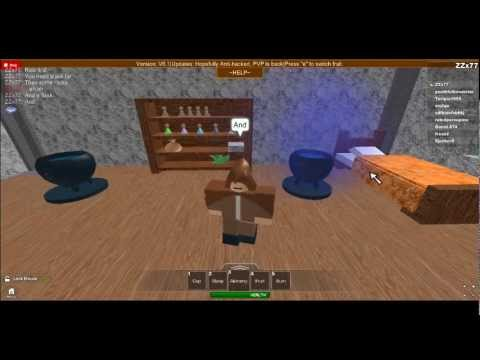 How to make Burn Potions in Kingdom Life 2 - ROBLOX