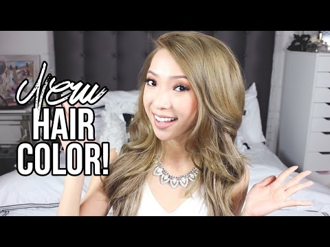 How to Lighten Dark Brown Hair - New Hair Color!