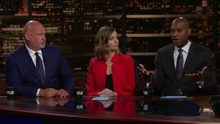 Shrinking GOP, Stormy Setup, Trump Challengers | Overtime with Bill Maher (HBO)