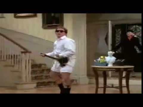 The Nanny: Niles Dancing to Old Time Rock n Roll