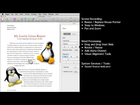 Some things that are easy in OS X / Hard on Linux