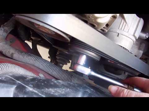 Serpentine Belt Change Video