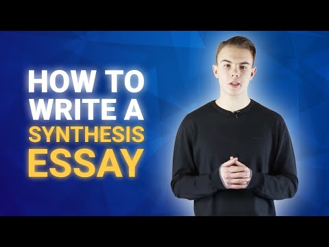 How To Write A Synthesis Essay (Definition + Topics + Outline)