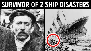 The Only Sailor Who Survived Both Titanic and Lusitania