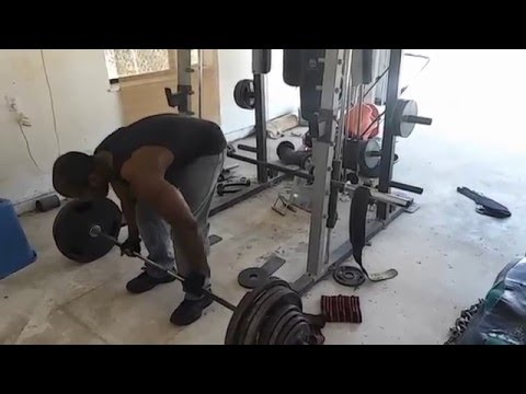 Fake weights??? 400lbs