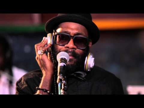 Tarrus Riley - Gimme Likkle One Drop for BBC 1Xtra