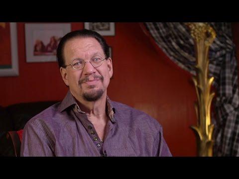 Penn Jillette on Donald Trump, Hillary Clinton, And Why He's All in on Gary Johnson