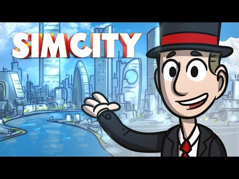 A New Beginning! - Sim City Ep.1 - SimCity Lets Play
