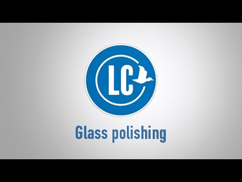 Polish away glass scratches and residue with Lake Country's leveling discs.