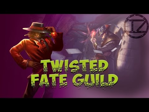 How to build ADC Twisted Fate?