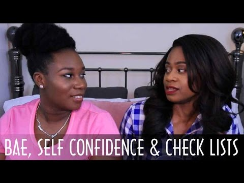 BAE, Self Confidence, Check Lists, Marriage CONVO W/ RUBY SUZE