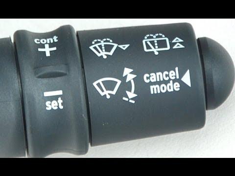 Homemade Smart Car Cruise Control Mod