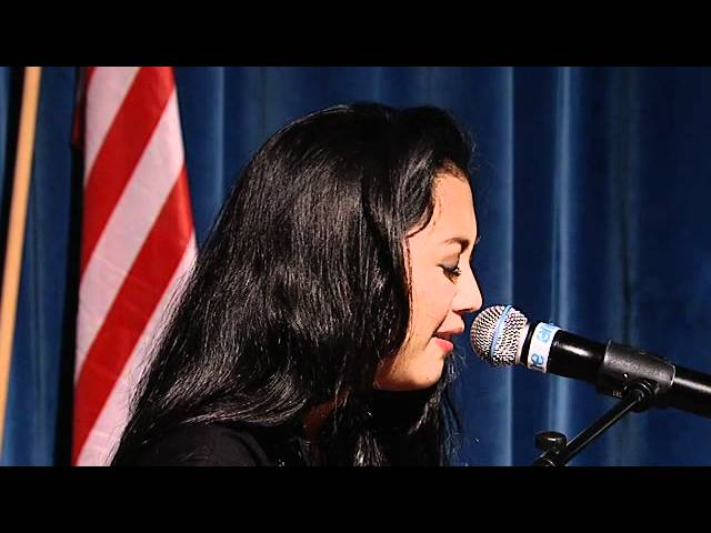 Download Performing 'Unlock your power' | Sherina Munaf | One Young World MP3 Gratis