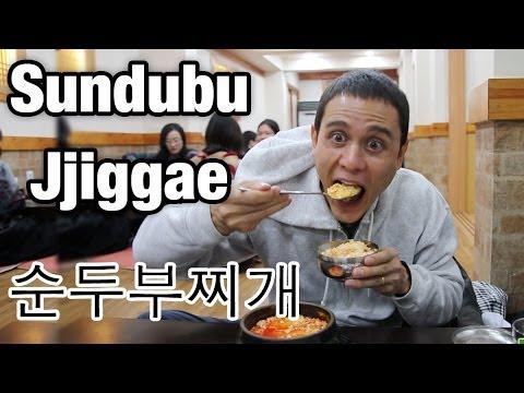 Sundubu jjigae (순두부찌개) - Korea's ultimate comfort food!