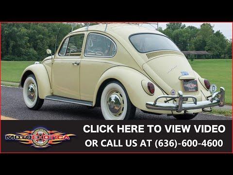 1967 Volkswagen Beetle (SOLD)