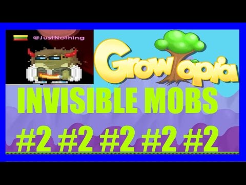 Growtopia | Invisible Mods Sighting #2 (MODS CAN HIDE NAME!)