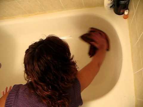 Non slip tub tratment(2).AVI
