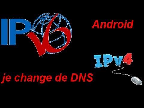 (TUTO) CHANGER SES DNS EN IPV4 & EN IPV6 ANDROID