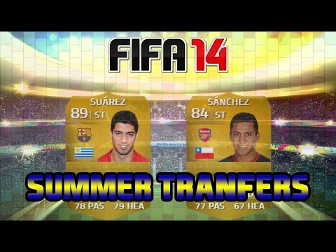 FIFA 14 l 2 ,3 & 4 BATCH OF SUMMER TRANSFER & HOW TO TRADE WITH THEM