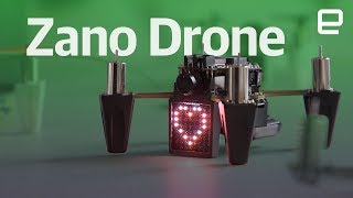 Zano Drone Returns! first look at CES 2018