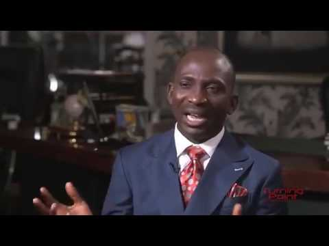 DR PAUL ENENCHE Shares His Secrete During An Exclusive Interview On Turning Point