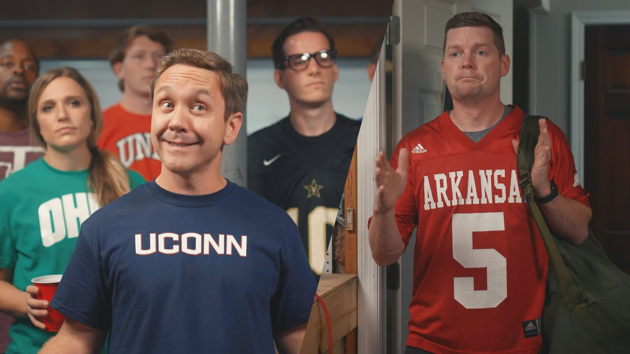 SEC Shorts - Arkansas moves out of the FBS basement