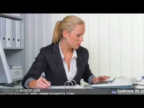 Starting a Business in Tennessee - Accounting Firms, Nashville, TN