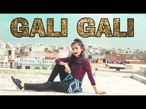 Xxx Mp4 KGF Gali Gali Song Dance Video Neha Kakkar Mouni Roy Muskan Kalra Choreography 3gp Sex