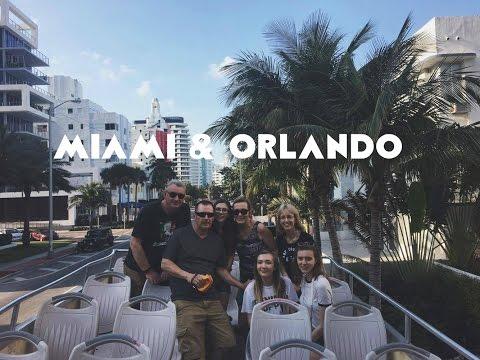AMAZING HOLIDAY TO MIAMI & ORLANDO