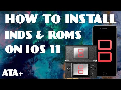 HOW TO INSTALL INDS AND ROMS ON IOS 11