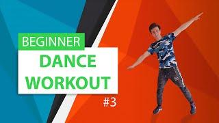 Dance Workout Beginner met Jeroen #3   Dance Passion