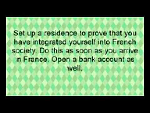 How to   Obtain A Dual French Citizenship