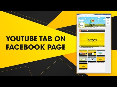 How to Create A Youtube Tab On Facebook Page using Woobox - 2016