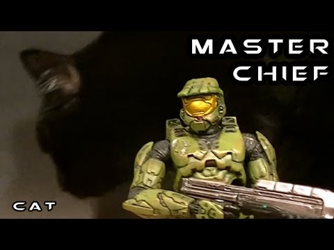 McFarlane Halo 3 MASTER CHIEF Figure Review