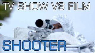 Shooter (film) vs Shooter (TV series)