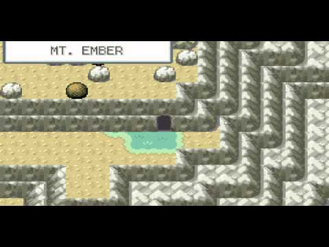 Pokemon Fire red and leaf green tuorial how to catch moltres