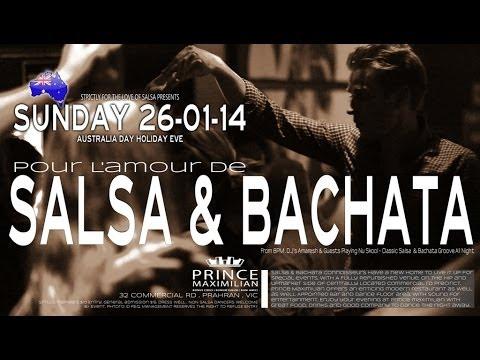 SFTLOS presents SALSA & Bachata - Australia Day 2014 Prince Maximilian