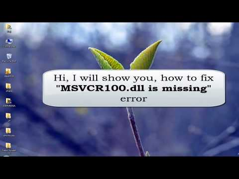 DLL IS MISSING