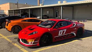Let the Ferrari 430 Challenge Build Begin!