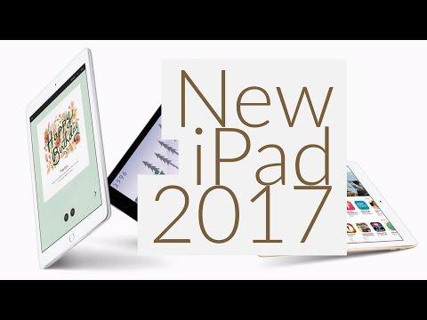New iPad 2017 | Review | Release | Comparison
