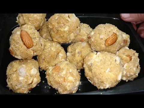 Gond Ke Laddu Rajasthani Gum Laddu
