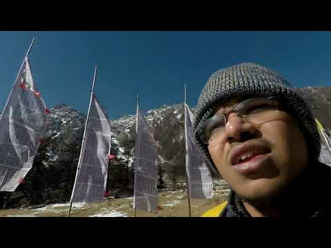 THE REAL FUN IN SNOW | Yumtang Vally North sikkim |