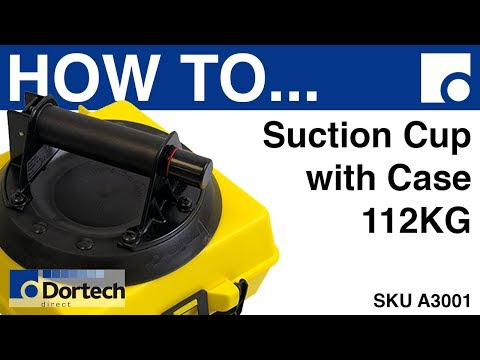 HOW TO - 112KG SUCTION CUP