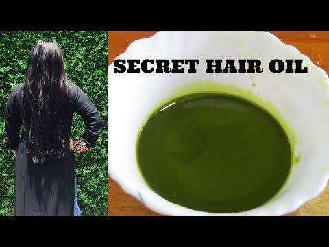 My Grandmother's Secret Hair Oil for Super Fast HAIR GROWTH , Reduce Dandruff & Hair- Fall