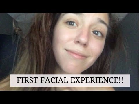 FIRST FACIAL + TEAMI REVIEW