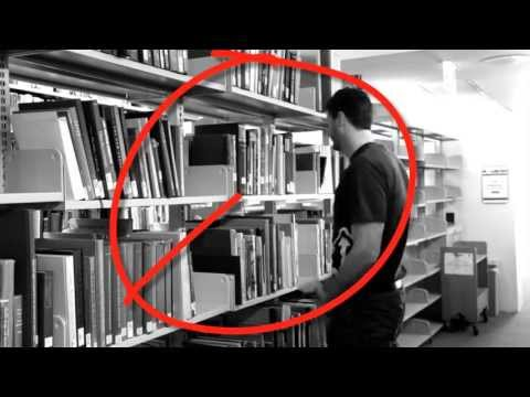 How Library Stuff Works: How to Find a Book in the Stacks