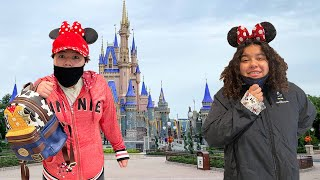 WE WENT TO Disney World DURING COVID!!!