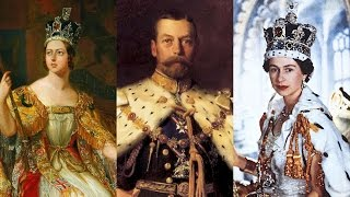 Kings & Queens of England 8/8: The Moderns are not Amused!