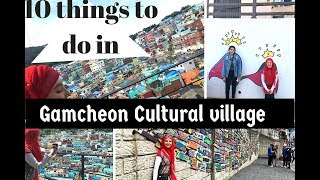 Download 10 things to do in Gamcheon Culture Village - Busan Video